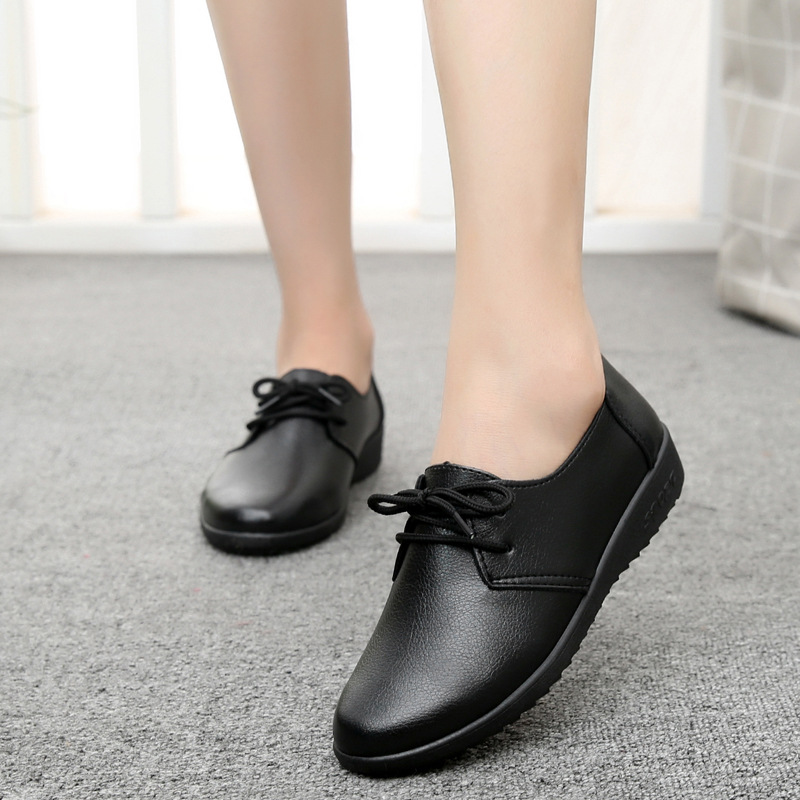 Women' Shoes Casual Ballet Soft  Leather Loafers Slip On Woman Flats Shoe Flexible Peas Footwear Large Women Size jingkubu 2017 autumn winter women ballet flats simple sewing warm fur comfort cotton shoes woman loafers slip on size 35 40 w329