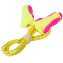 Swimming-Protective-Earmuffs Earplugs Noise-Reduction Soft Travel Foam 10pairs Slow-Rebound