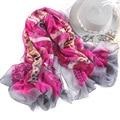 2016 новой весны и лета шифон шарфы солнцезащитный крем платки кондиционер полотенце площади пляжное полотенце шарф женщины luxury brand