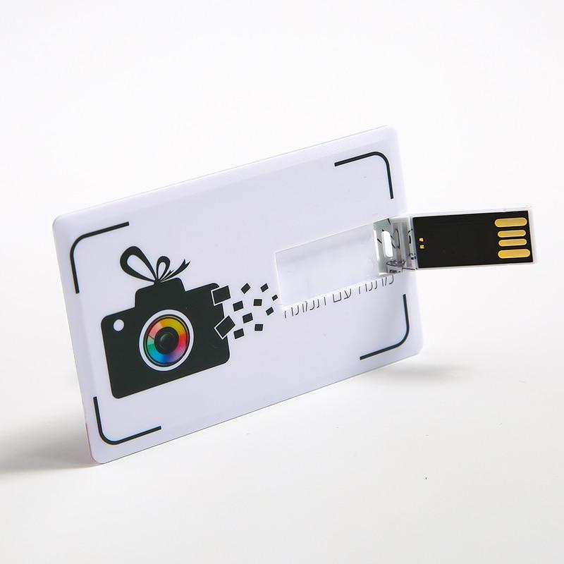 2018 Latest wholesale business card usb flash drive 16gb ...