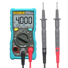 Digital Multimeter Auto Range Tester 4000 Counts True-RMS NCV  AC/DC Voltage Ammeter Current Multimetre Multi Meter все цены