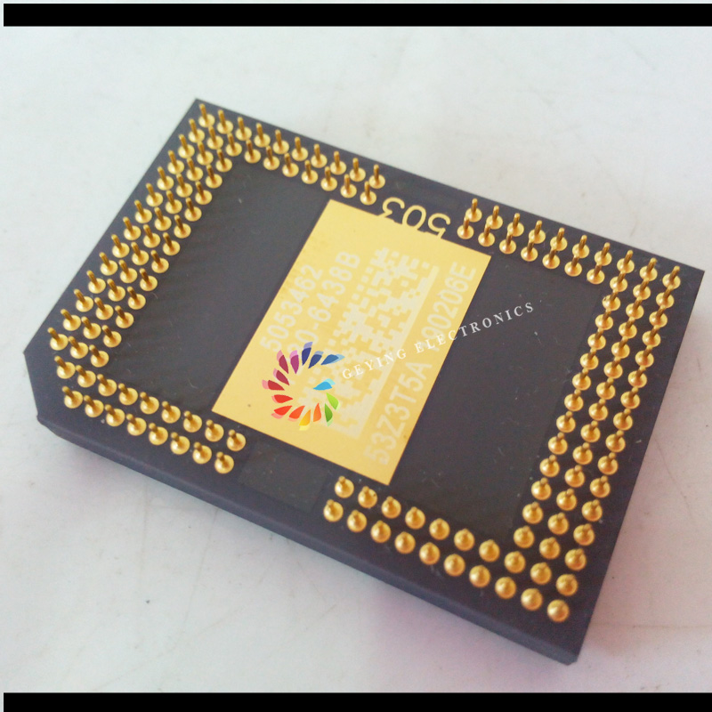все цены на Free Shipping Second-hand 1280-6038B 1280-6039B 1280-6338B 1280-6438B DMD Chip for IS500 MW512 IN3116 W600+ W700 with 1 month