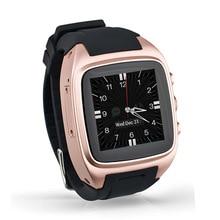Ursprüngliche klassische pw306 smartwatch tragbare geräte x02 smart watch android telefon kamera 3g sim gps uhr intelligente elektronik
