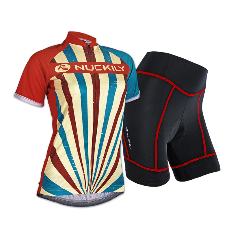Summer pro cycling clothing ladies Mtb bike jersey set Bicycle clothes kit triathlon suit wear dress maillot sport uniform women