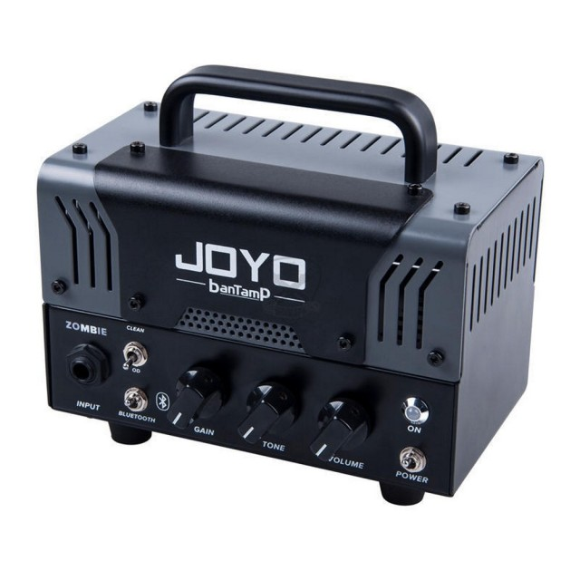 JOYO Electric Guitar AMP Amplifier Tube Multi Effects Preamp Portable Mini Speaker Bluetooth