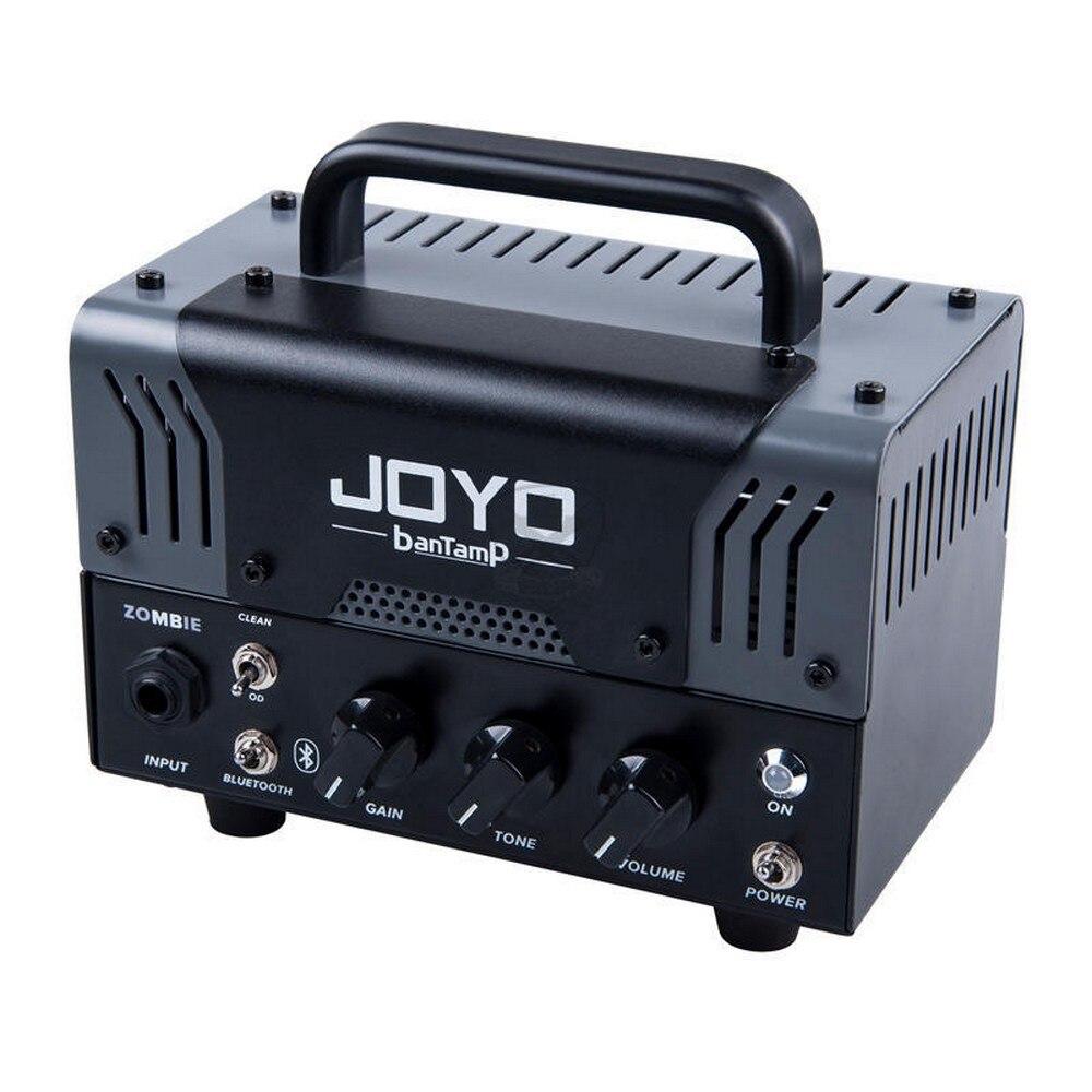 JOYO Electric Guitar Amplifier AMP Tube Head Multi Effects Preamp Musician Player Speaker Bluetooth BanTamP Guitar Accessories