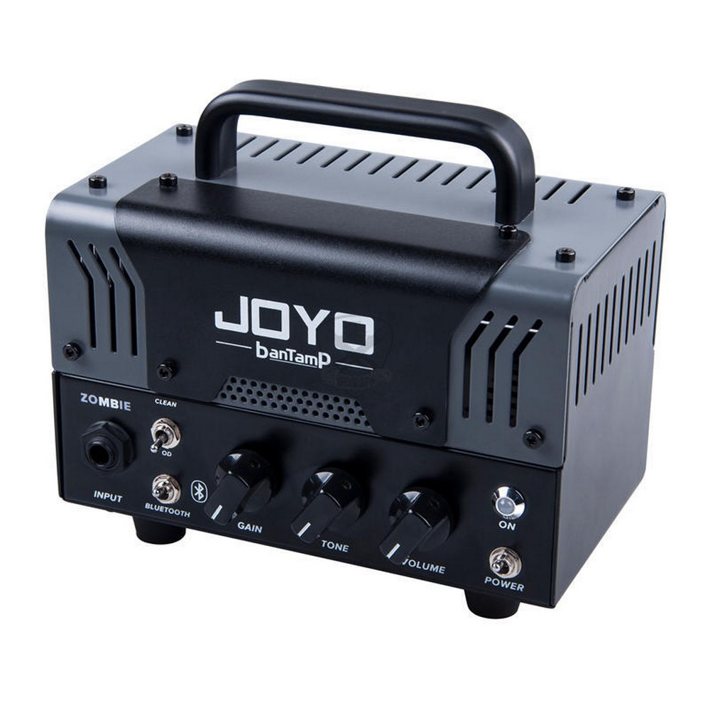JOYO Guitar Amplifier Tube AMP Multi Effects Preamp Portable Mini Speaker Bluetooth banTamP 20W Electric Bass Guitar Accessories