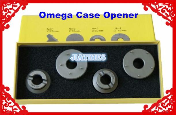 4 Шт. Высокая Часы Качество Дело Открывалка для 0 мега Смотреть Repair Tool Kit без Ручной Ключ