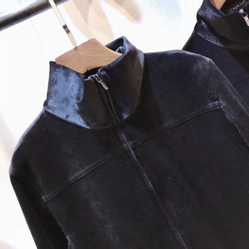 Wa10411 Haute Qualité Femmes 2018 De R Luxe Vestes Piste Nouveau Manteaux Vêtements Marque Et Mode Hqc1fZ6w5