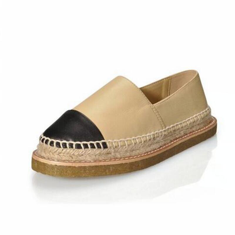 ladies shoes woman 2019 espadrilles women flats leather flats women hollow Casual Slip-On Round Toe Spring size 34-42 ladies shoes woman 2019 espadrilles women flats leather flats women hollow Casual Slip-On Round Toe Spring size 34-42