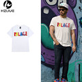 2017 summer men palace T shirt men skateboards brand-clothing t shirt palace tshirt homme t-shirt men hip hop palace t-shirt