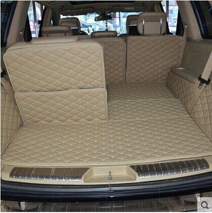 CHOWTOTO AA Benz Özel GL350 Trunk Paspaslar 7 seats MB GL 350 - Araç Içi Aksesuarları - Fotoğraf 3