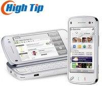 Nokia Brand N97 100 Original Unlocked Mobile Phone GPS 3G WIFI 5MP Camera 32GB Internal Memory