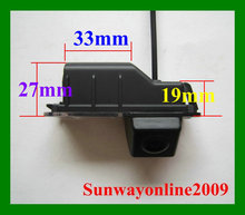 WIFI camera!!! SONY Chip  Wireless  Special Car Rear  CAMERA for VW Volkswagen Polo V (6R)/ Golf 6 VI/ Passat CC