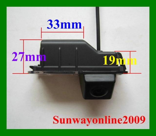 WIFI camera!!! SONY Chip  Wireless  Special Car Rear  CAMERA for VW Volkswagen Polo V (6R)/ Golf 6 VI/ Passat CC