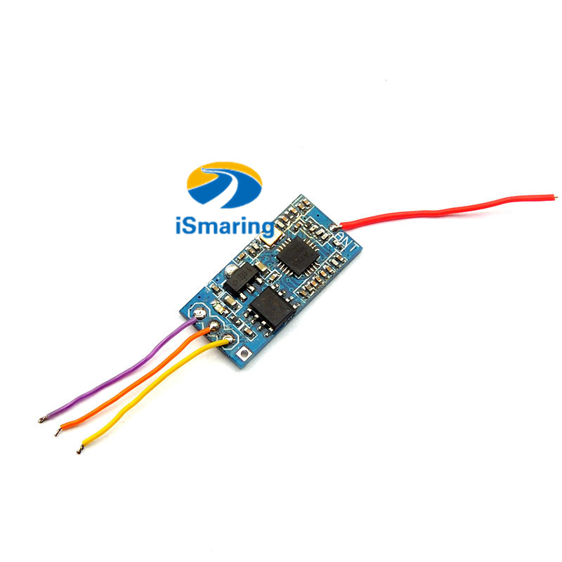 Aliexpress com : Buy Official iSmaring New Arrival iRangX Tiny 2 4G 6CH  Flysk Receiver Compatible With Flysky PPM Output For Eachine QX80 QX90 QX95