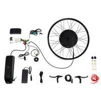 48 v kit de motor ebike 10ah bateria com 500 w 26 polegada Motor p/ bicicleta elétrica Esporte e Lazer -