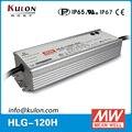 Оригинальный Средний хорошо HLG-120H-48A светодиодный драйвер 120 Вт 48В 2.5A Выход Регулируемый уровень IP65