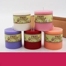 5 Pcs Candles Scented Wax Christmas Decorations Aromatherapy Vela Perfumada Bougie Decoratif Decorative 50KO376