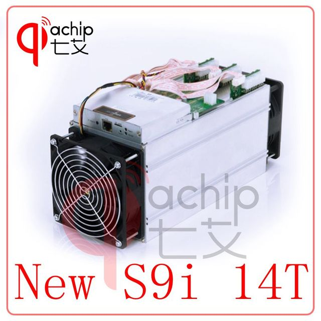 In Stock New Style Antminer S9i-14TH/s with PSU Bitmain Mining Machine better than Antminer S9  + Bitmain APW3++-12-1600W