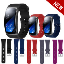 2018 sport silicone strap for Samsung Gear Fit 2 Pro/Fit band Smart Watch replacement bracelet Fit2 Pro/Fit2