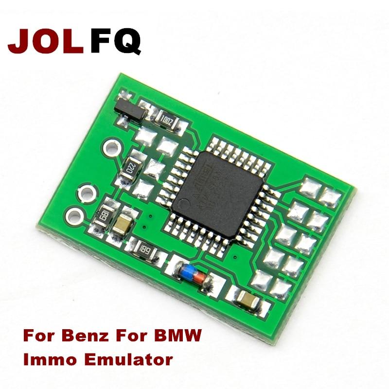 Air Bag Scan Tools & Simulators Diagnostic Tools Jolfq Seat Airbag Sensor Emulator Srs Immo Emulator Tool For Bmw And Mb Mercedes For Benz Seat Sensor Emulator