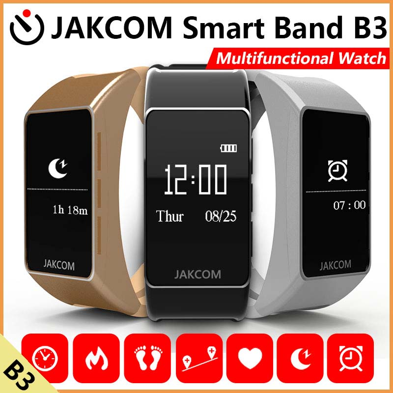 imágenes para Jakcom B3 Banda Inteligente Nuevo Producto De Actividad Inteligente Rastreadores Tan Inteligente Contador de Pasos Pulsera Brazalete Runtastic