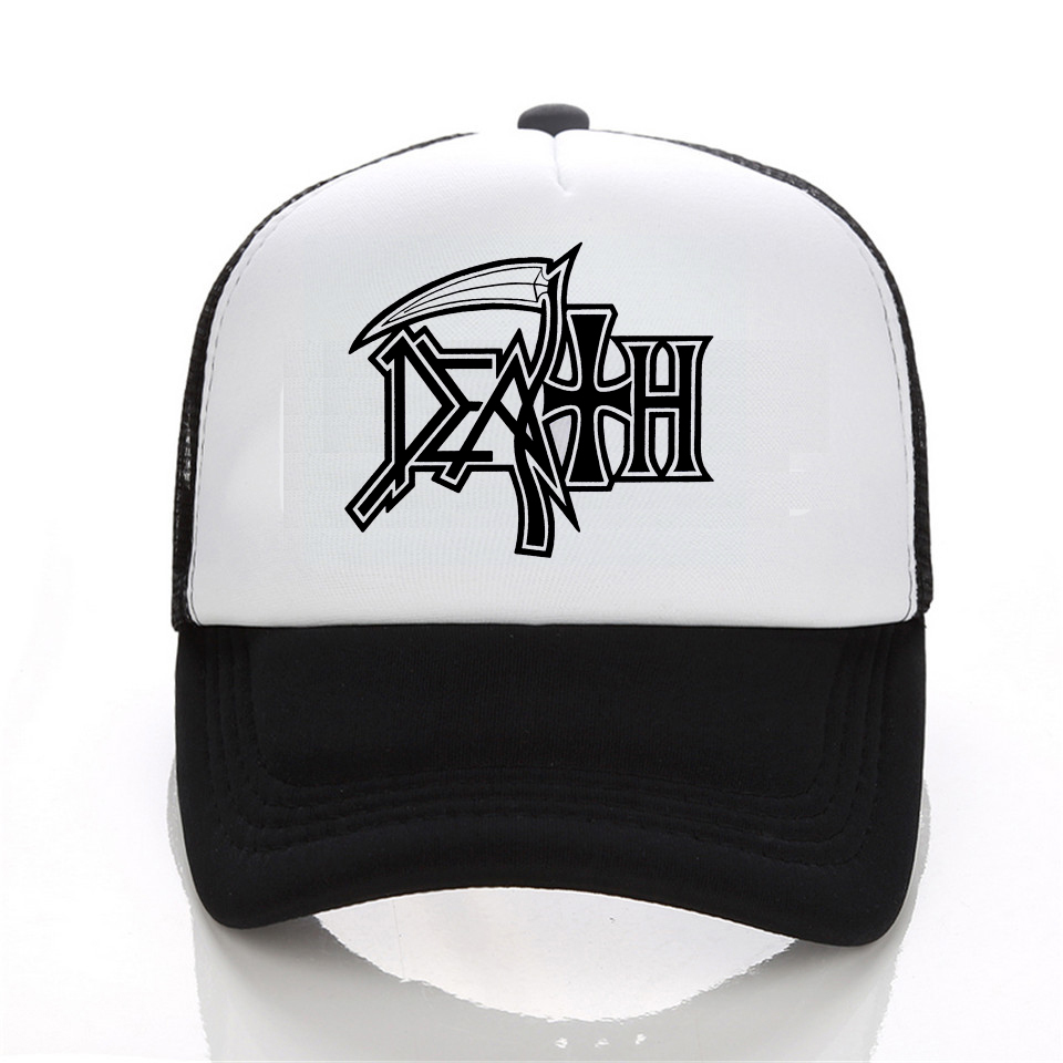 2016 new 3D Iron Maiden From Fear To Eternity Death metal rock Mencap cap 3D Printing baseball cap nothing to fear