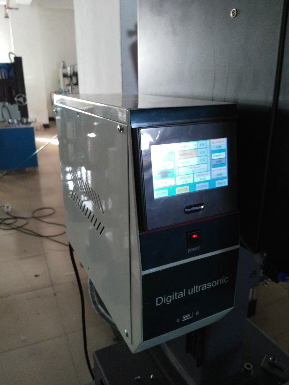 15khz 2600W Vertical Ultrasonic Welding Generator,2600W Ultrasonic Welder Generator,sonics Ultrasonic Welders