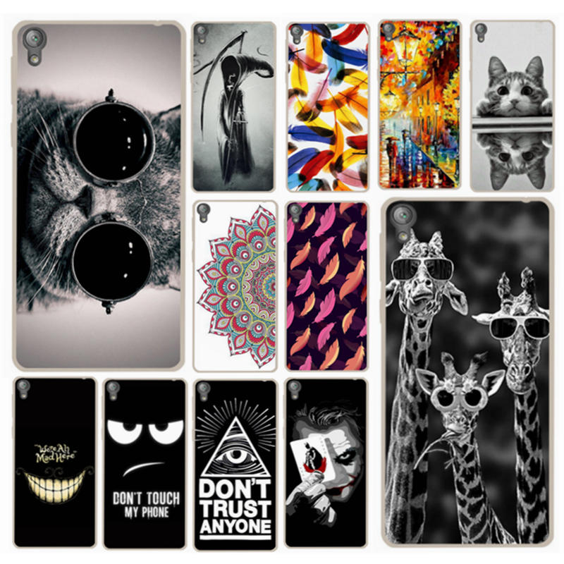 Soft TPU For Sony Xperia L1 Case Cover Silicone Mobile Phone