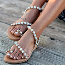 dd840d01b VTOTA-Shoes-Woman-Sandals-Rhinestones-Chains-Flat-Sandals-Sweat-Beach-Shoes -Crystal-Flip-Flops-Sandals-Gladiator.jpg 220x220.jpg
