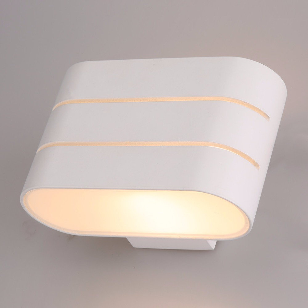 Bedside lamps wall mounted - Aliexpress Com Buy Excelvan 5w Led Bedside Lamp Wall Mount Hotel Lighting Up Down Wall Light Sconces Indoor Night Light For Bedroom Living Room From