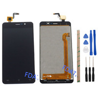 For Cubot P12 Z100 LCD Display Touch Screen For Cubot P12 Digitizer Assembly Replacement Free