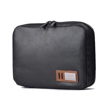 D - park ผ้าใบกันน้ำ Organizer กระเป๋าแล็ปท็อปที่มีด้ามจับและกระเป๋ามัลติฟังก์ชั่นกระเป๋า