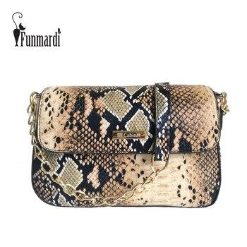 FUNMARDI Small Crossbody Bag For Women F...