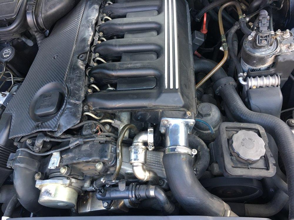 US $8 46 5% OFF|ALUMINUM EGR Delete Kit / EGR REMOVAL KIT BLANKING BYPASS  FOR BMW E46 318d 320d 330d 330xd 320cd 318td 320td VR EGR07-in Exhaust Gas