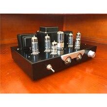 Spartan t1 6n2 6p1 push pull high end tubo de vesícula biliar amplificador de potência eletrônico