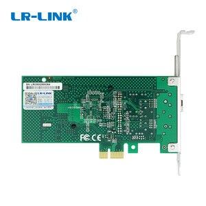 Image 4 - LR LINK 9250PF SFP סיבים אופטי PCI Express רשת כרטיס 1000 Mb Gigabit Ethernet שולחן העבודה Lan מתאם מחשב Intel I350 NIC