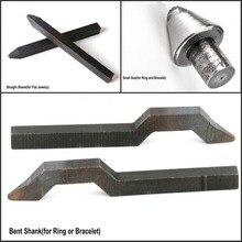 Csja por encargo enlace personalizado tamaño pequeño/Bent/Straight caña metal acero sello (en contacto con nosotros para modificar precio) a001