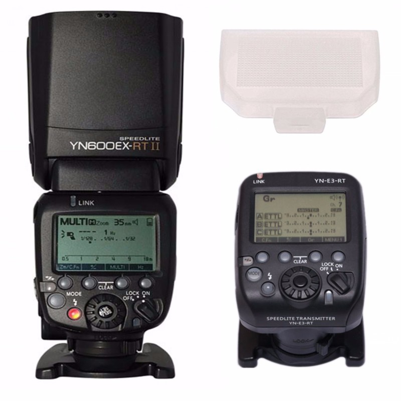 Yongnuo YN968EX-RT E-TTL Wireless Flash Speedlite For Canon Camera UK