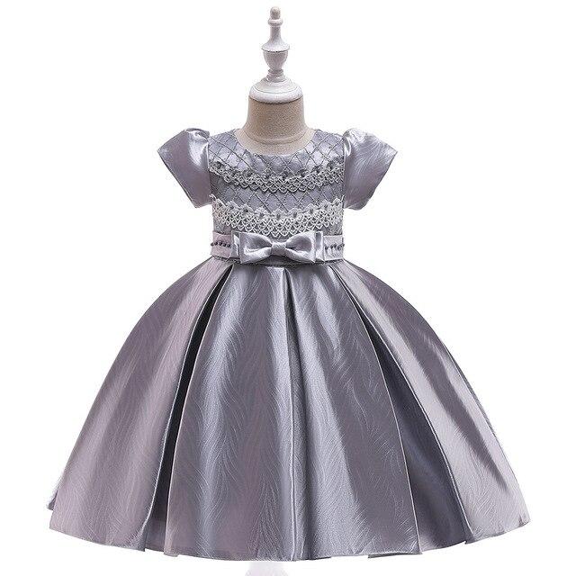cf3cdf1cbf7ca1f ... Платья с цветочным узором девочек 2019. Hot Sale Lace Princess Kids  Party Holy Pageant Gowns Prom Dress Evening Dress Flower Girl Dresses