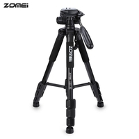 Zomei Q111 56 Inch Lightweight Professional Camera Video Aluminum Tripod With Bag