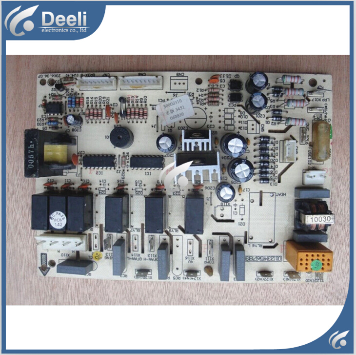 95% new good working for air conditioning 3451 30000310 GR3X-B pc board control board on sale xilinx fpga development board xilinx spartan 3e xc3s250e evaluation board kit lcd1602 lcd12864 12 modules open3s250e package b
