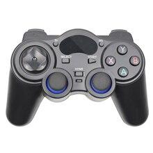 2.4G 무선 게임 패드 안 드 로이드에 대 한 유니버설 조이스틱 PS3 콘솔 Controle USB PC 게임 컨트롤러에 대 한 PC 태블릿에 대 한 스마트 폰