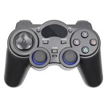 Android denetleyici 2.4G kablosuz Gamepad evrensel Joystick için Android akıllı telefon için PC Tablet için PS3 konsolu Controle