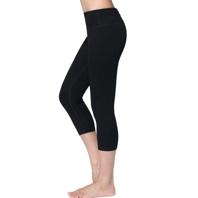 Fast delivery Wholesale Super quality 4-way stretch yogaes pants/leggings/Crops LULU Pencil pant capris for women