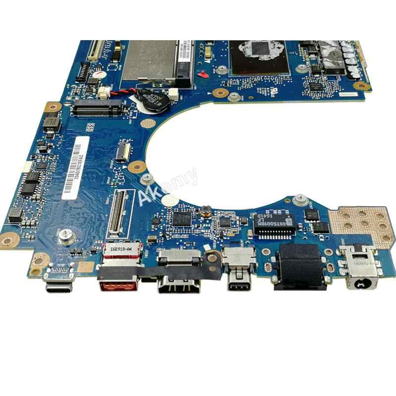 AK ROG GL502VM материнская плата для ноутбука ASUS GL502VM GL502VML GL502V GL502 тест оригинальная материнская плата 8 г ram i7-7700HQ GTX1060