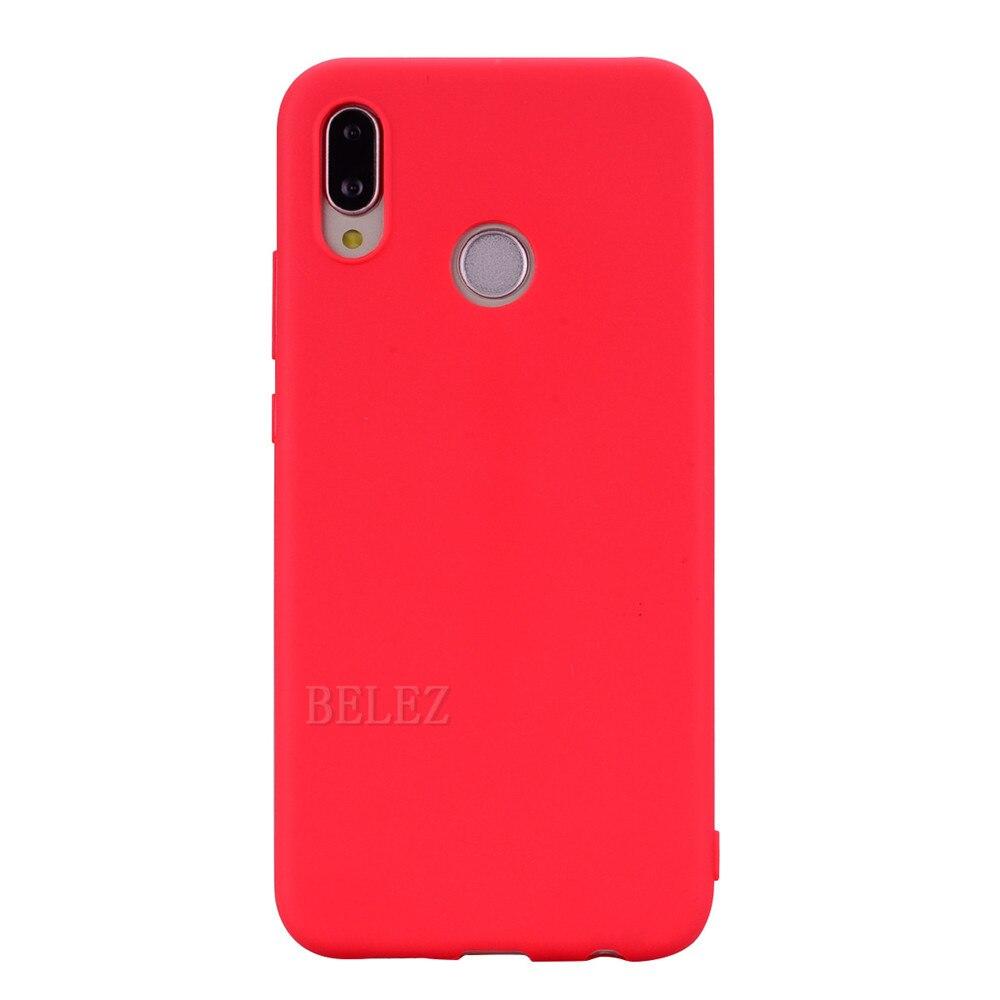 Soft TPU Candy Color Phone Case For Huawei P30 P20 Mate 20 Pro Lite P Smart Nova 4 Honor 8C 8X Max 7A 7C Y5 Y6 2018 Y9 2019 Case _02