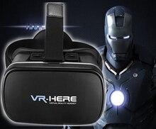 VR BOX Virtual Reality Helmet Immersive 3D VR Glasses Headset 3D Cardboard For 4 – 6 Inch Smart Phone