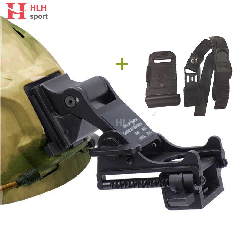 Tactical Helmet Night Vision Goggles Mount Kit For All Fast MICH M88 PASGT Helmet NVG PVS-14 PVS-7 Airsoft Helmet Accessories